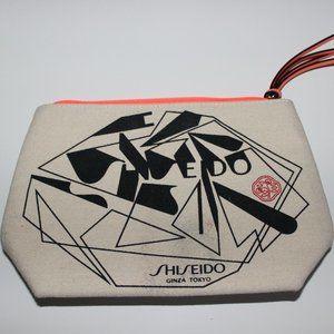 Shiseido Makeup Bag